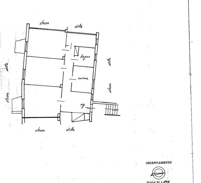 Appartamento in affitto a roma rm rif ap537 il for Affitto castello roma