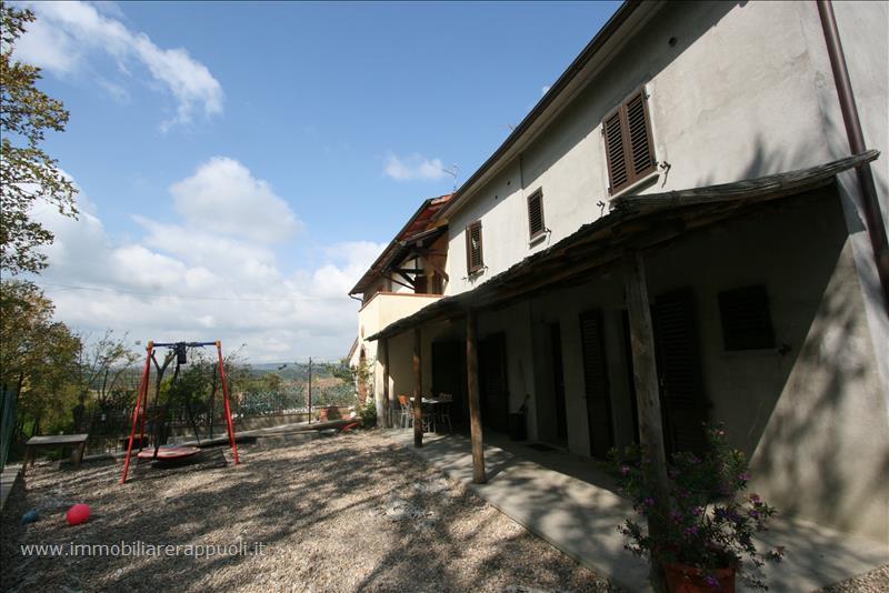 Villa a Schiera in vendita a Foiano della Chiana, 2 locali, prezzo € 200.000 | Cambio Casa.it