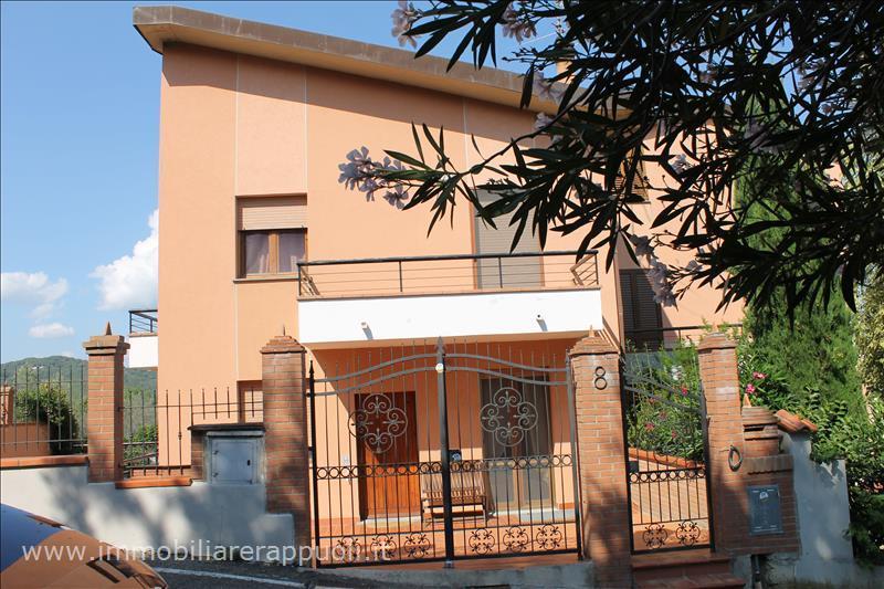 Villa a Schiera in vendita a Capolona, 3 locali, prezzo € 330.000   Cambio Casa.it