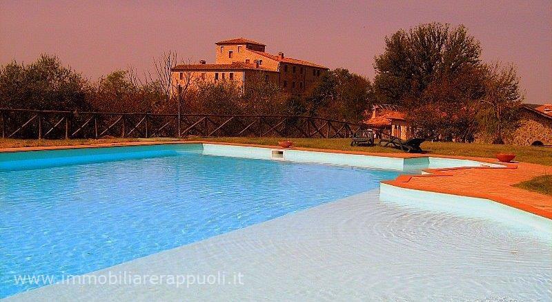 Appartamento in affitto a Rapolano Terme, 2 locali, prezzo € 600 | Cambio Casa.it