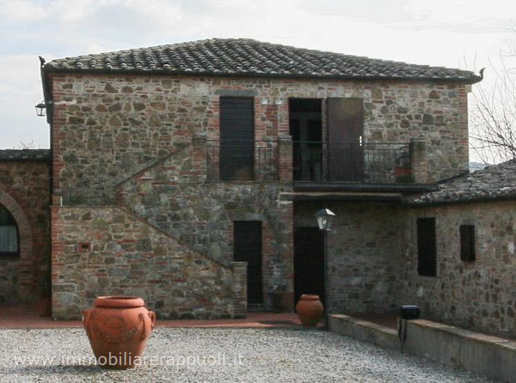 Appartamento in vendita a Trequanda, 1 locali, prezzo € 185.000 | Cambio Casa.it