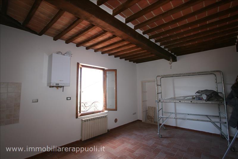 Appartamento in affitto a Asciano, 2 locali, prezzo € 350 | Cambio Casa.it