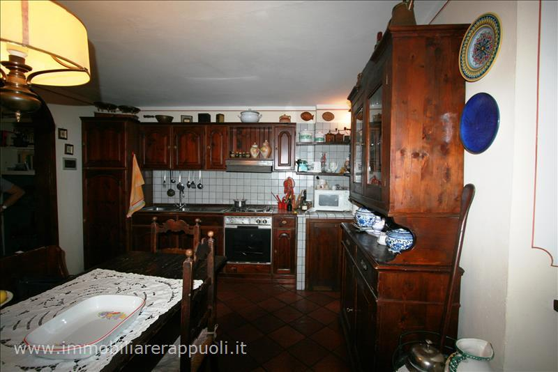 Villa a Schiera in Vendita a Asciano