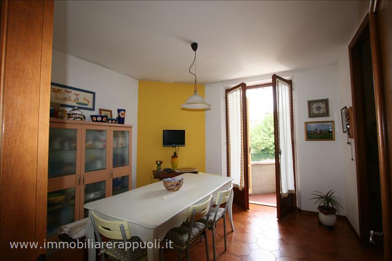 Appartamento in vendita a Sinalunga, 2 locali, prezzo € 155.000 | Cambio Casa.it