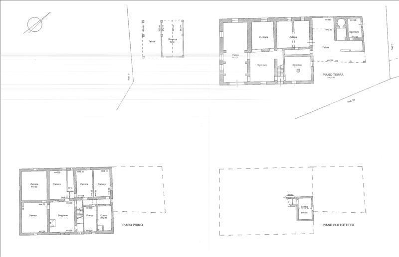 Rustico / Casale in vendita a Lucignano, 5 locali, prezzo € 676.000 | Cambio Casa.it