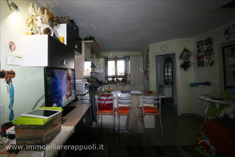 Villa a Schiera in Vendita a Trequanda