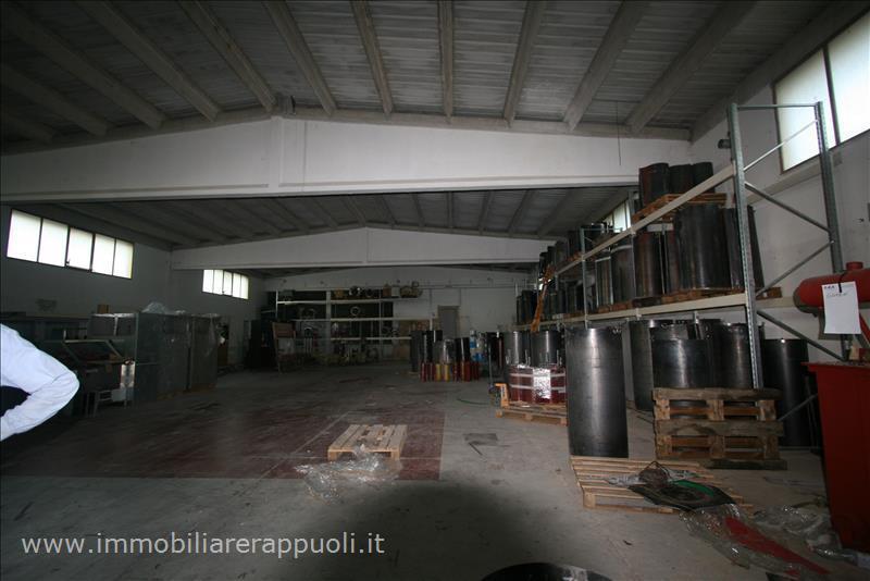 Capannone in vendita a Sinalunga, 2 locali, prezzo € 450.000 | Cambio Casa.it