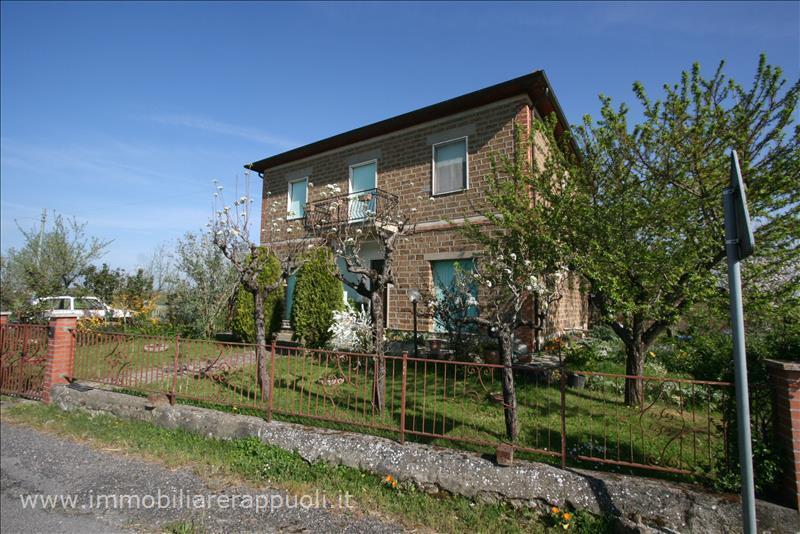 Soluzione Indipendente in vendita a Sinalunga, 3 locali, prezzo € 350.000 | Cambio Casa.it