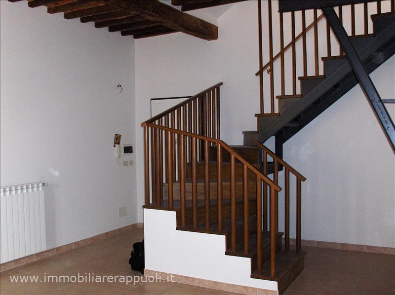 Appartamento in affitto a Sinalunga, 3 locali, prezzo € 600 | Cambio Casa.it