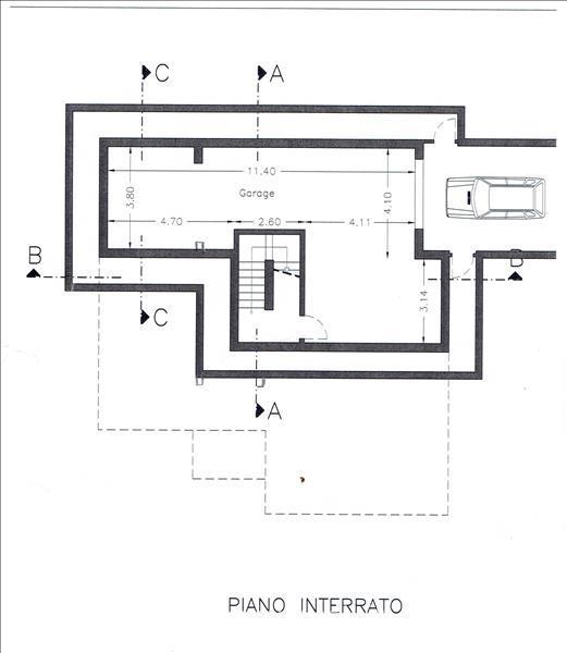 Villa in vendita a Cortona, 3 locali, prezzo € 575.000 | Cambio Casa.it