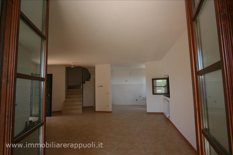 Villa a Schiera in vendita a Torrita di Siena, 2 locali, prezzo € 220.000 | Cambio Casa.it