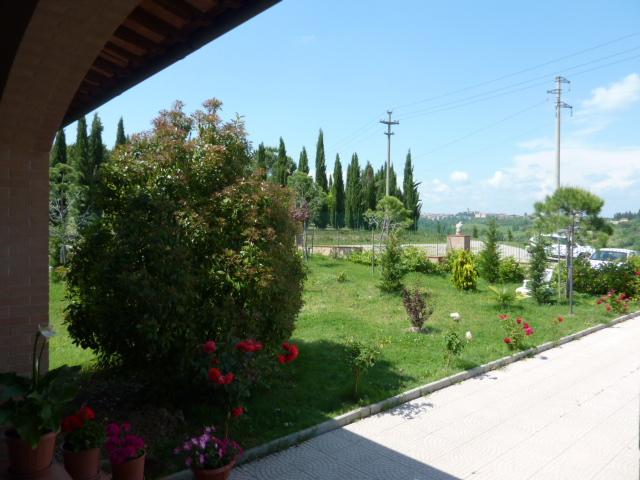 Villa singola Siena VL143