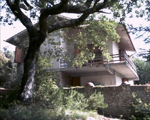 Villa singola Monteriggioni VL159