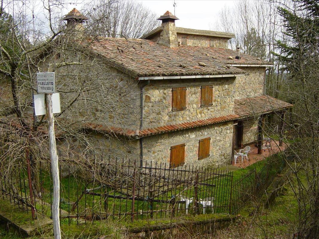 Rustico / Casale in Vendita a Piancastagnaio
