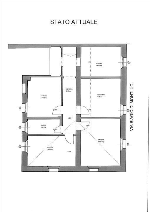 Appartamento Siena AP1365