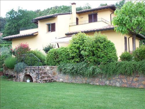 Villa in vendita a Monteriggioni, 4 locali, prezzo € 980.000 | Cambio Casa.it