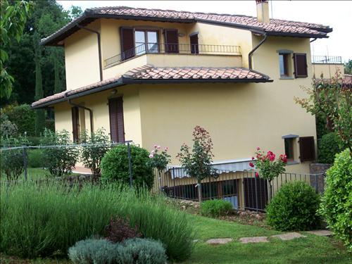 Villa singola Monteriggioni VL140