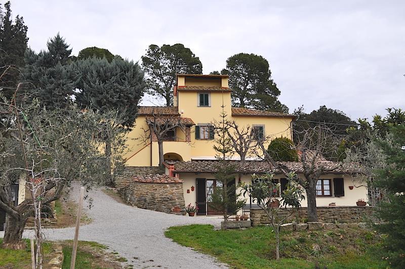 Villa o villino in Vendita Cortona
