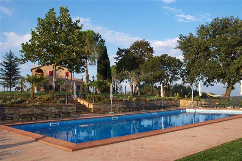 Rustico / Casale in vendita a Castiglione del Lago, 7 locali, prezzo € 1.120.000   Cambiocasa.it