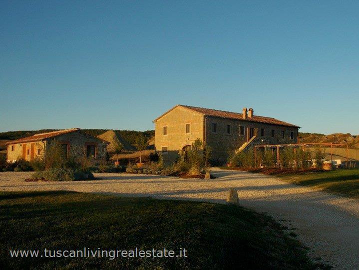 Rustico/Casale/Corte Pienza TLCA42