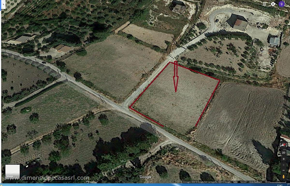 Terreno Edificabile Residenziale in vendita a Caltanissetta, 3 locali, prezzo € 38.000 | CambioCasa.it