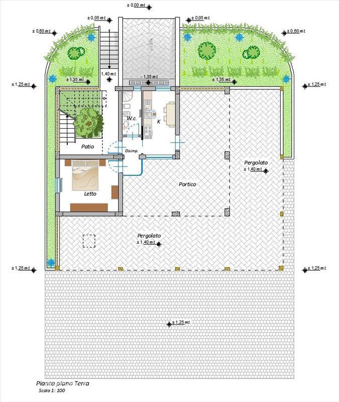 Terreno CALTANISSETTA vendita  Centro  Dimensione Casa Srl