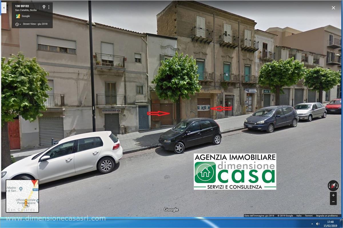 Negozio / Locale in vendita a San Cataldo, 9999 locali, prezzo € 29.000 | CambioCasa.it