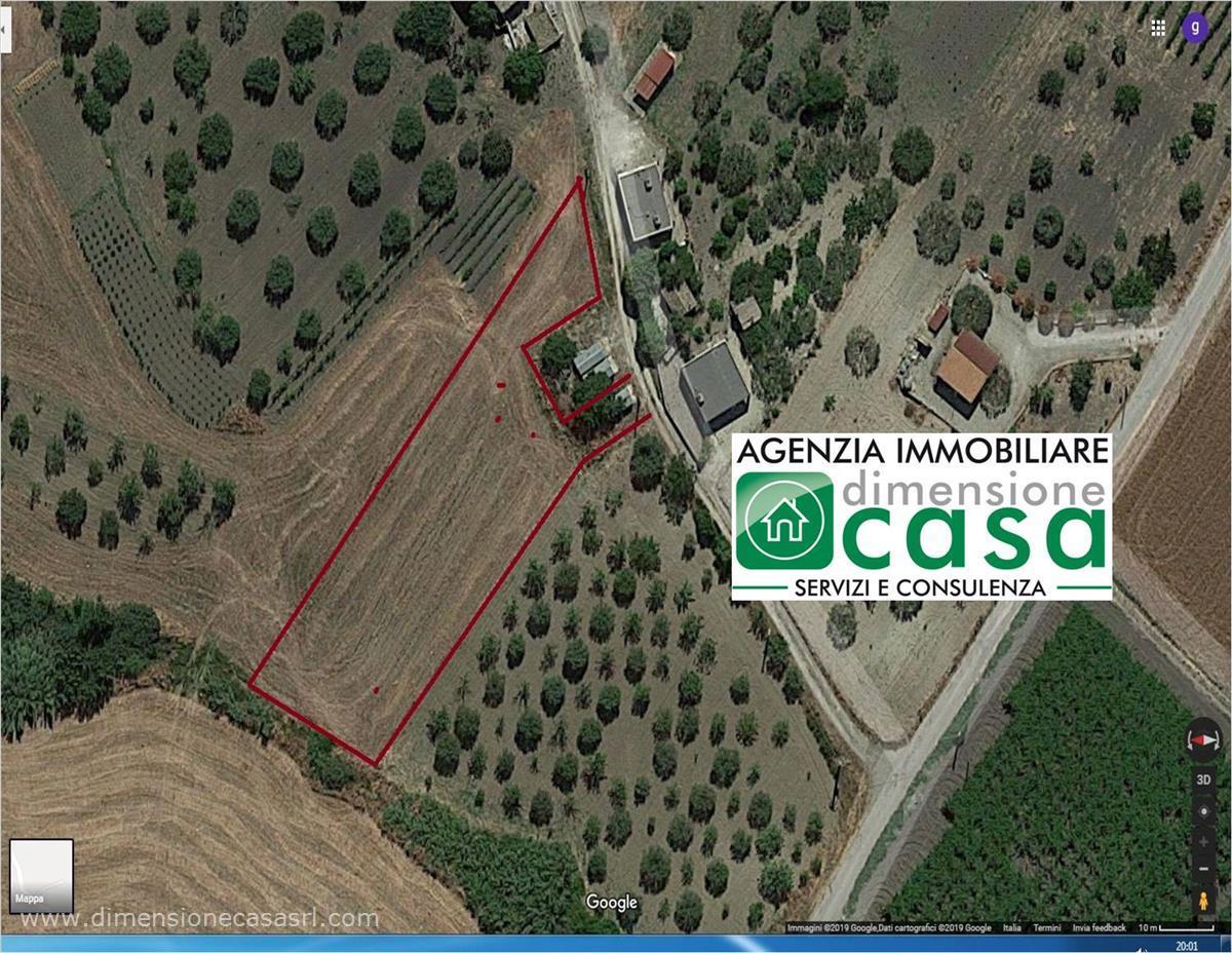 Terreno Agricolo in vendita a San Cataldo, 1 locali, prezzo € 9.500 | CambioCasa.it