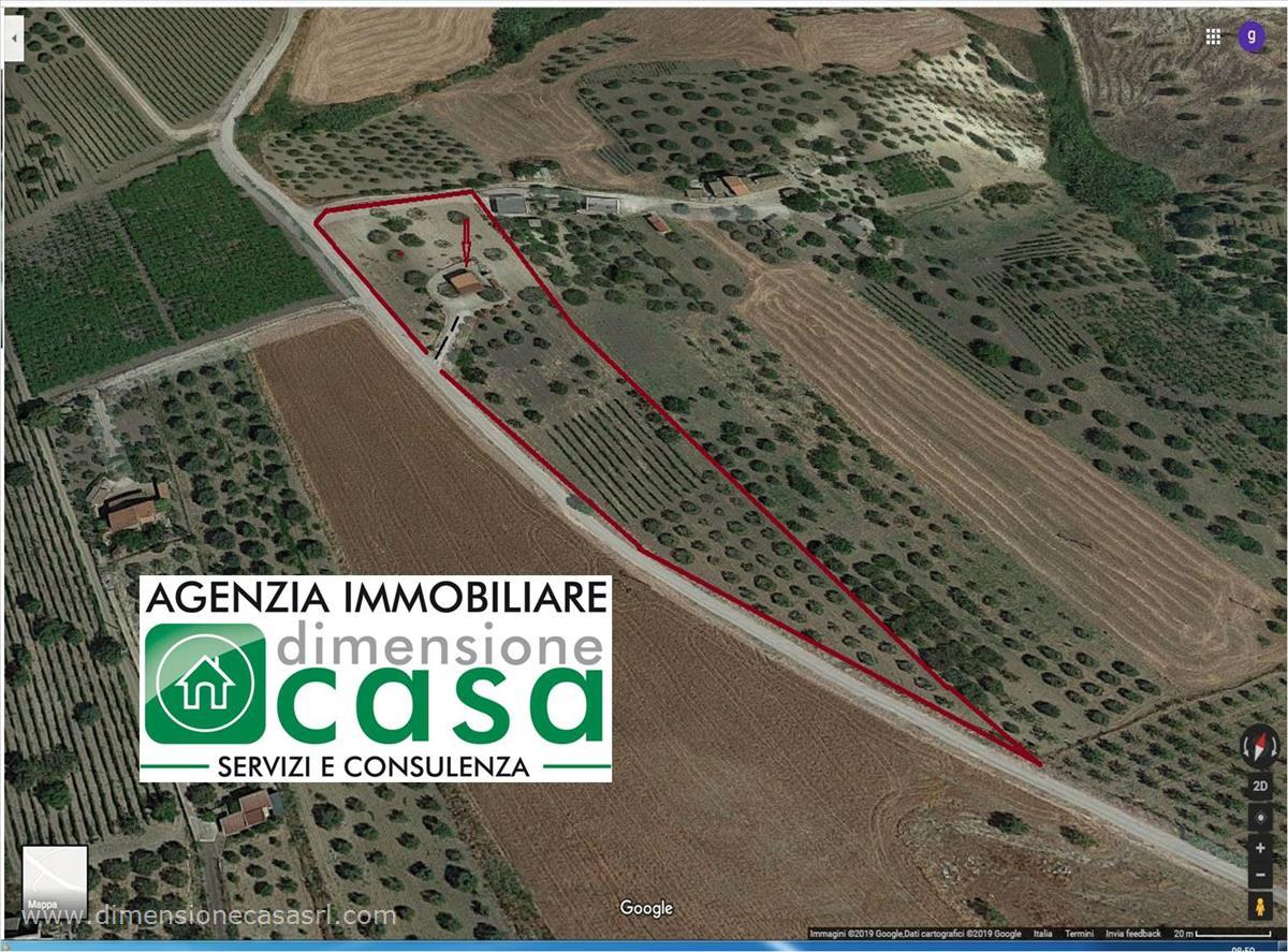 Terreno Agricolo in vendita a San Cataldo, 1 locali, prezzo € 47.000 | CambioCasa.it