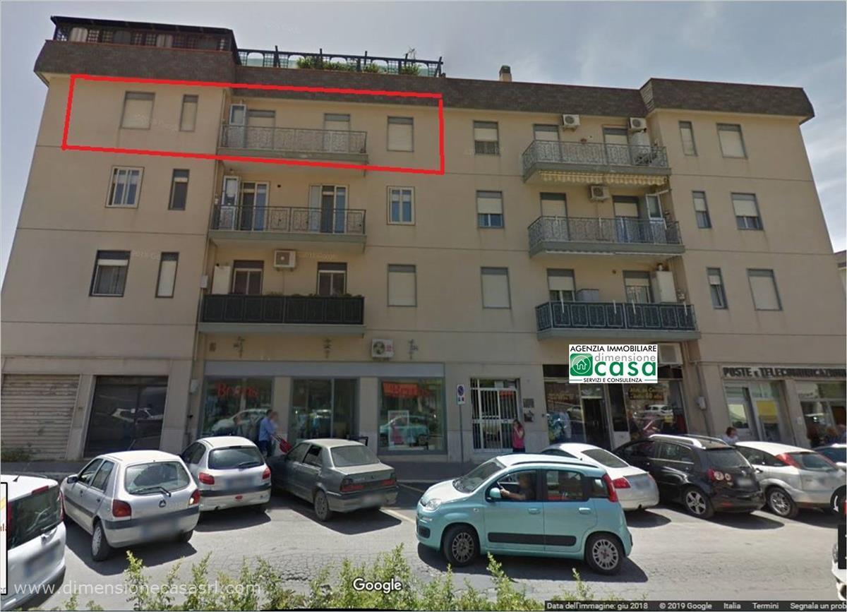 Appartamento in affitto a Caltanissetta, 2 locali, prezzo € 400   CambioCasa.it