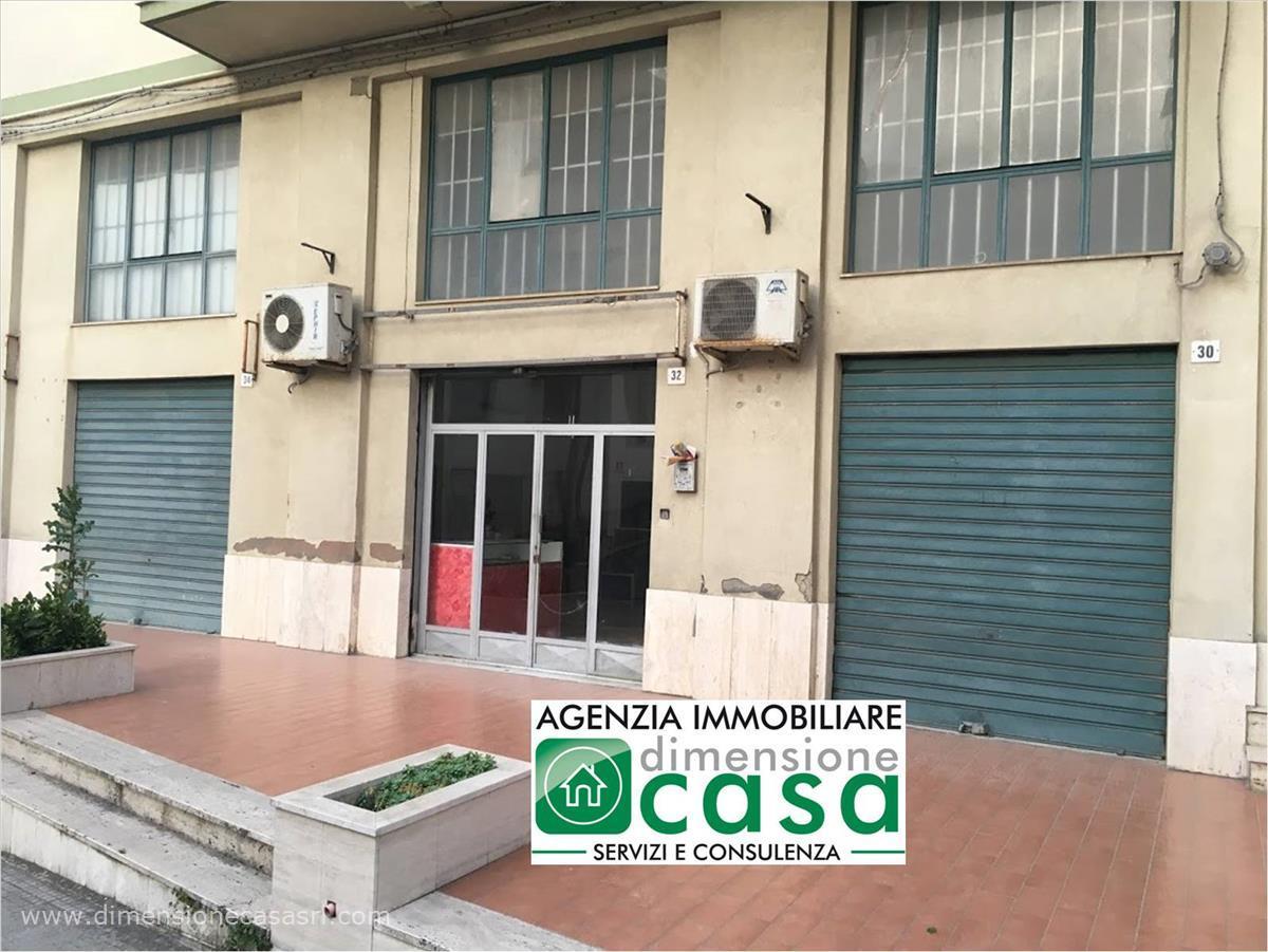 Negozio / Locale in affitto a San Cataldo, 1 locali, prezzo € 800 | CambioCasa.it