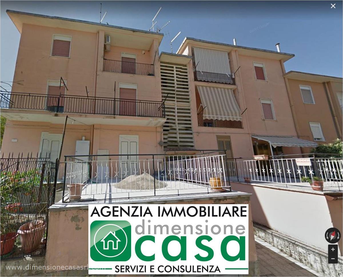 Appartamento in affitto a San Cataldo, 2 locali, prezzo € 270   CambioCasa.it