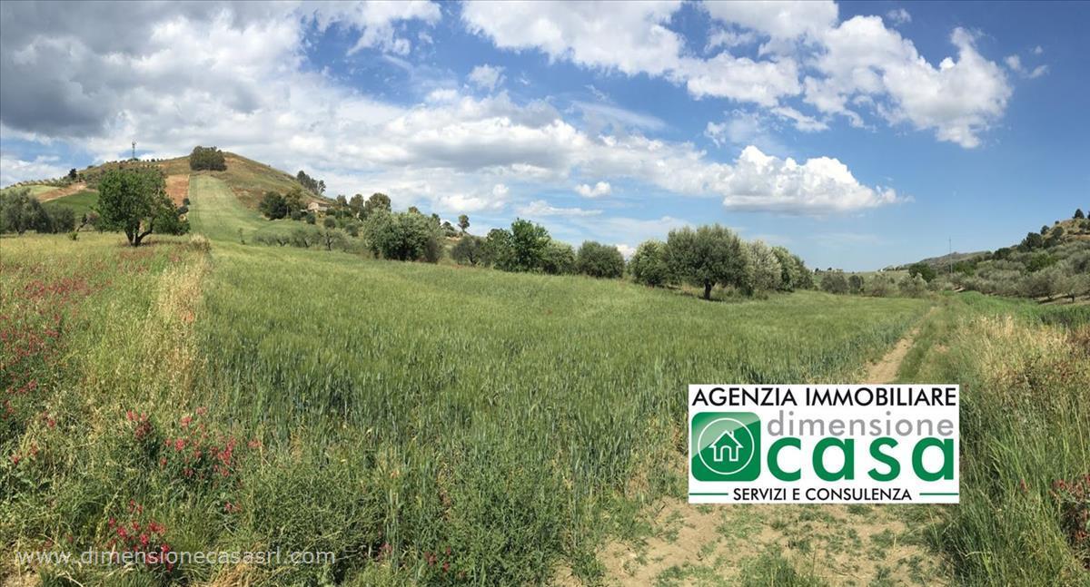 terreno agricolo in vendita a serradifalco