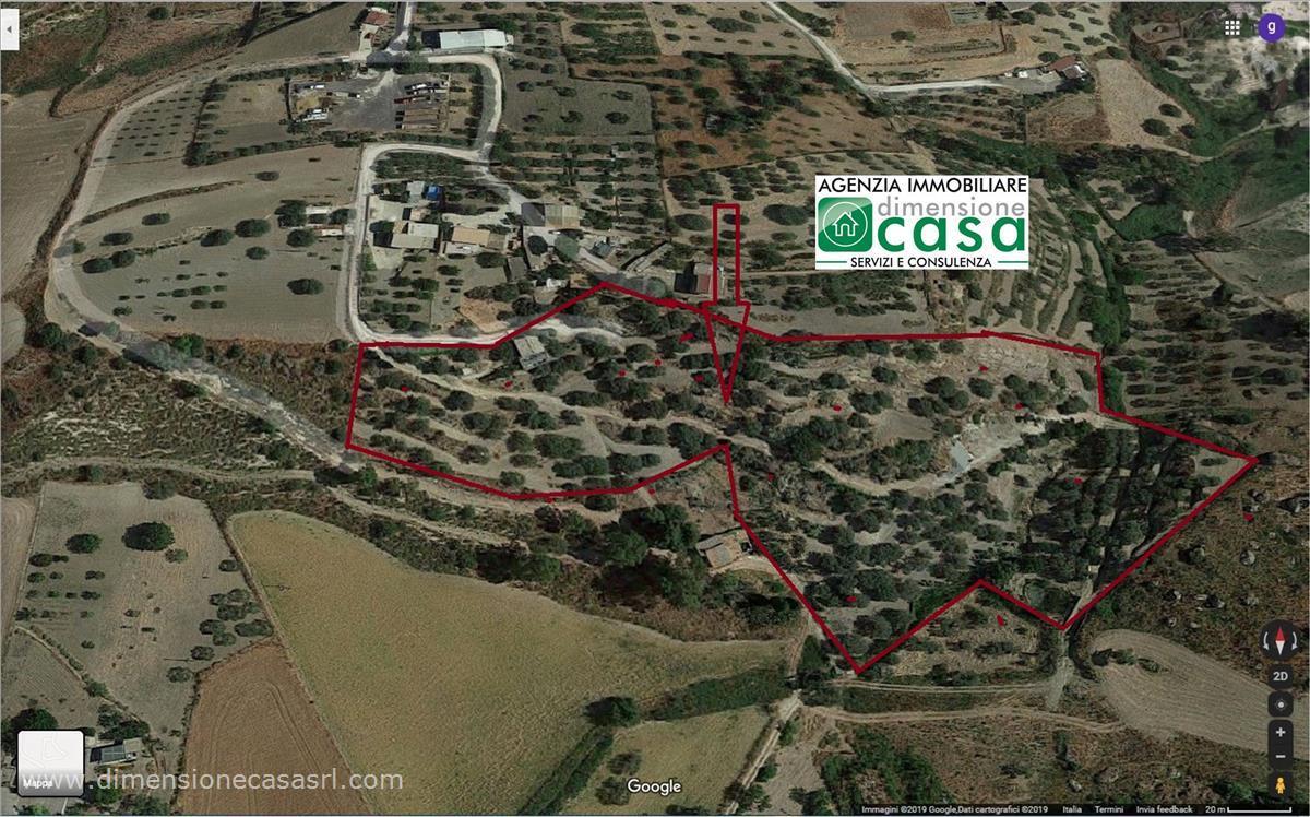 Terreno Agricolo in vendita a San Cataldo, 1 locali, prezzo € 38.000 | CambioCasa.it