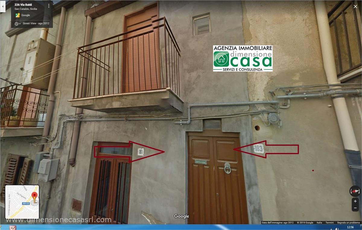 Soluzione Indipendente in vendita a San Cataldo, 3 locali, prezzo € 13.900   CambioCasa.it