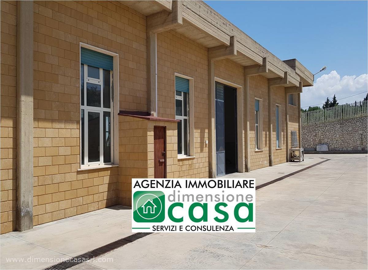 Capannone in vendita a San Cataldo, 2 locali, Trattative riservate | CambioCasa.it
