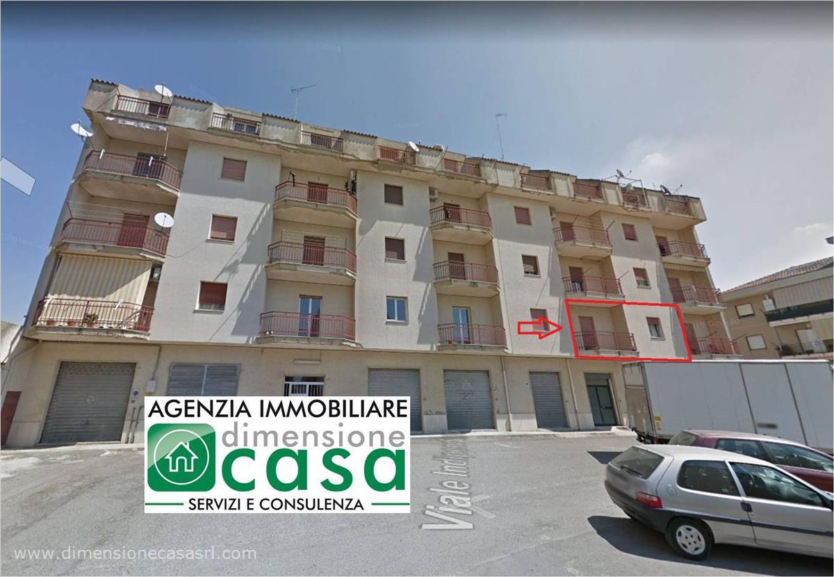 Appartamento in vendita a San Cataldo, 2 locali, prezzo € 62.000   CambioCasa.it