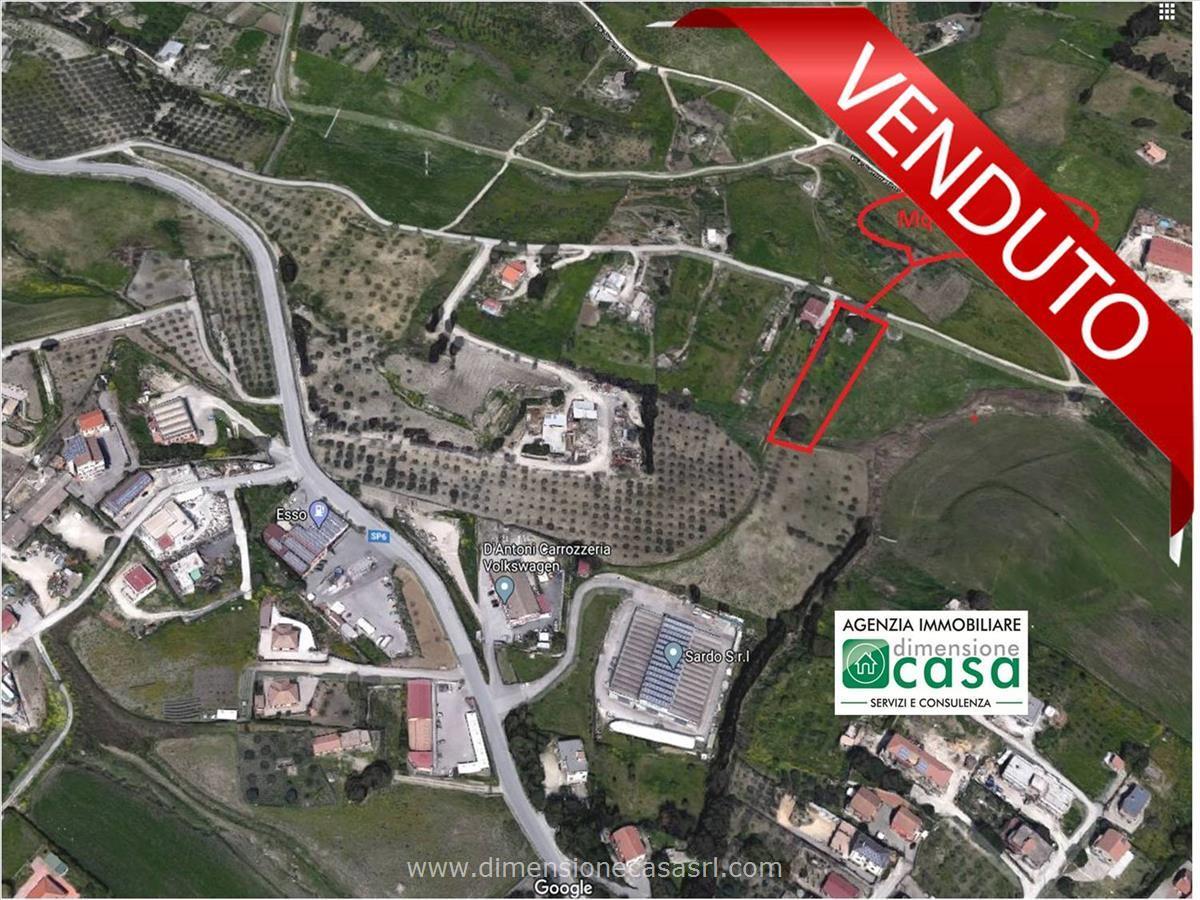 Terreno Agricolo in vendita a San Cataldo, 9999 locali, prezzo € 16.000 | CambioCasa.it