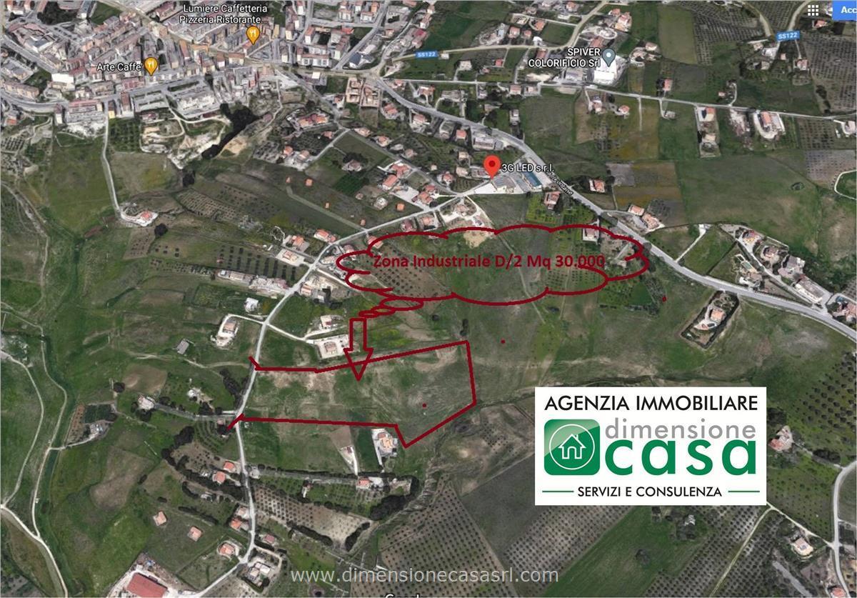 Terreno Edificabile Comm.le/Ind.le in vendita a San Cataldo, 9999 locali, Trattative riservate | CambioCasa.it