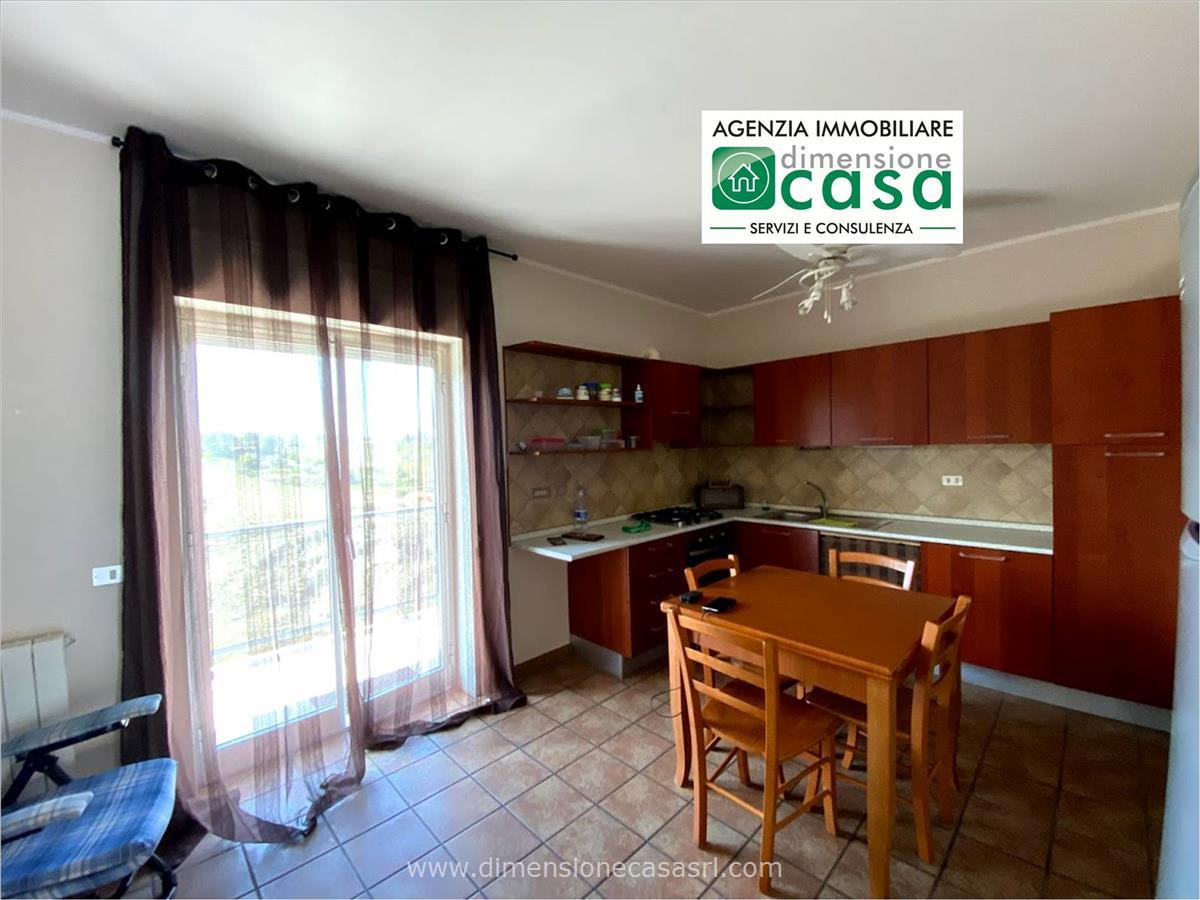 Appartamento in affitto a San Cataldo, 3 locali, prezzo € 390 | CambioCasa.it