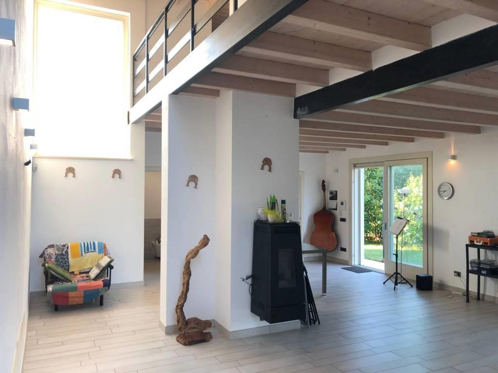 Villa bifamiliare Gazzola VB208