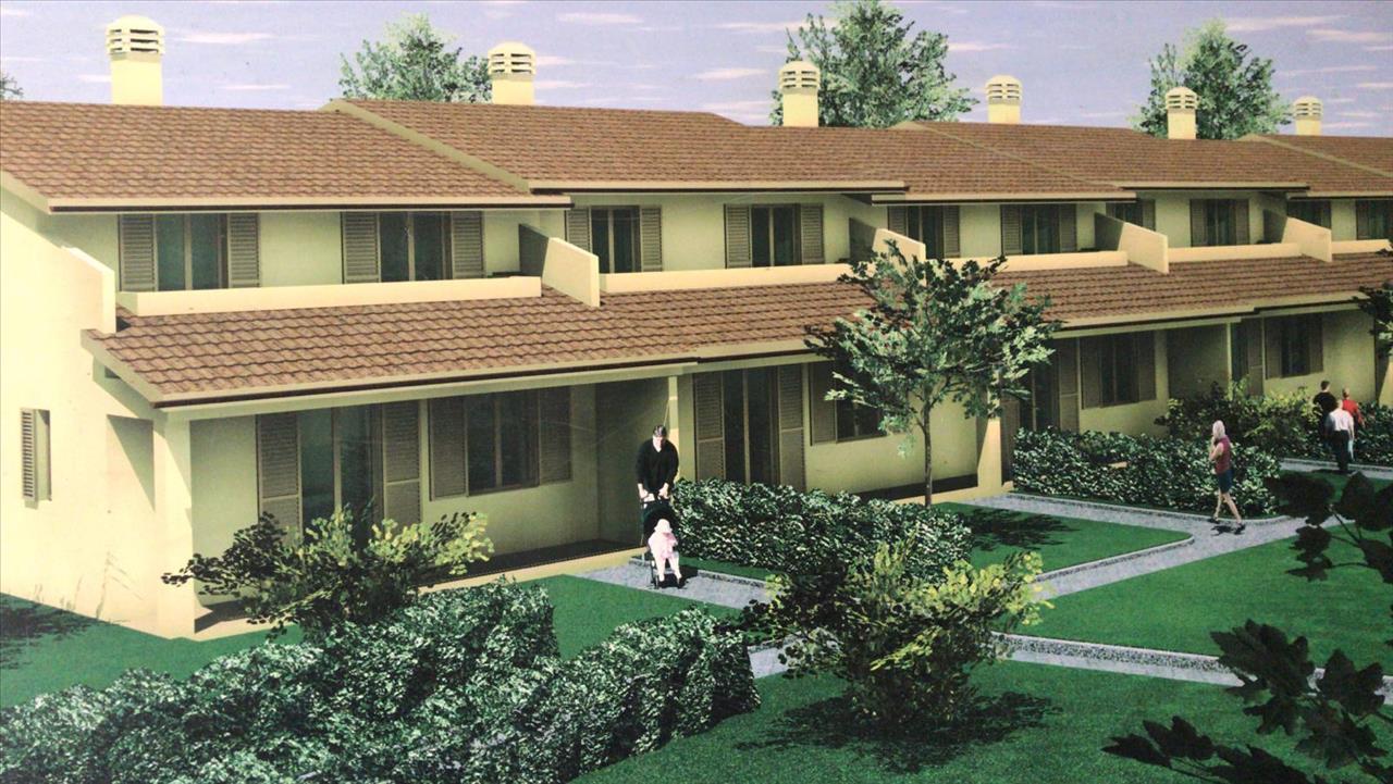 Villa a schiera San Giorgio Piacentino VS26